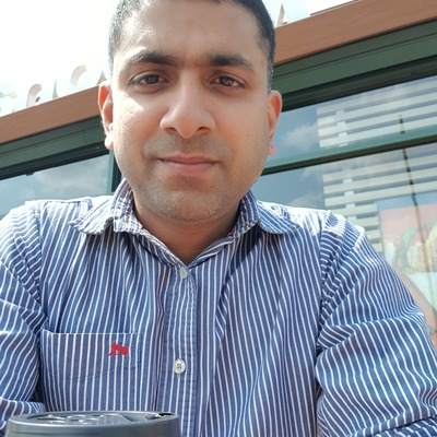 Ajith Kalarikkal driving instructor photo
