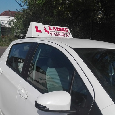 Alia Sharif driving instructor