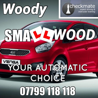 Woody Smallwood driving instructor photo