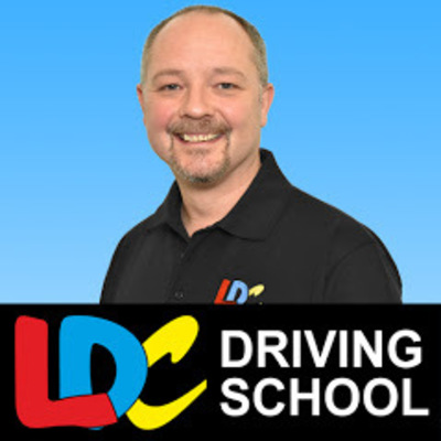 Tony Bowman driving instructor