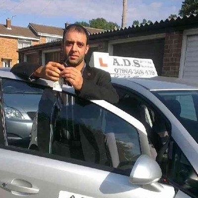 Anjum Mahmood driving instructor photo