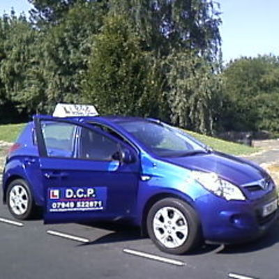 Dilip Parmar driving instructor photo