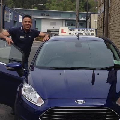 Neil Duggan driving instructor photo
