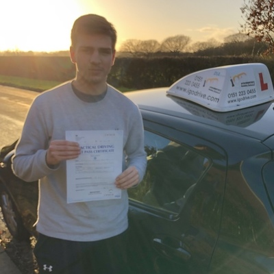 Mat Gill driving instructor photo