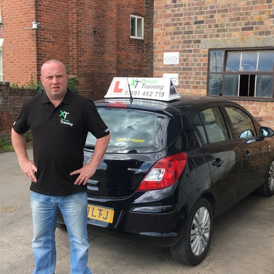 Mike Allan driving instructor photo