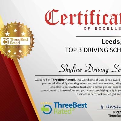 Skyline Driving school driving instructor photo