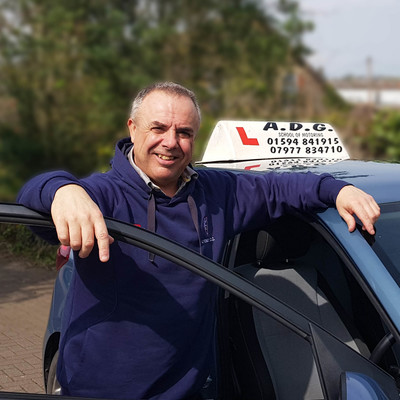 Andrew Grindle driving instructor photo