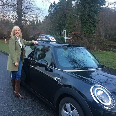 Anne Macpherson driving instructor photo