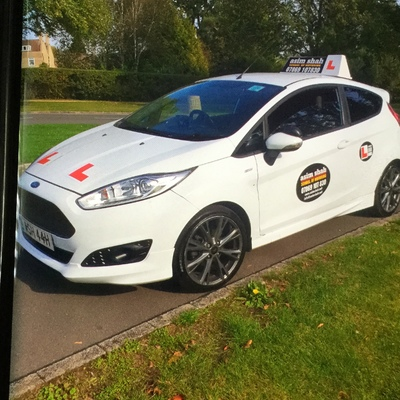 Asim Shah driving instructor photo