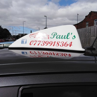 On Wah (Paul) Yau driving instructor