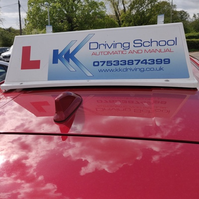 Kishor Patel driving instructor