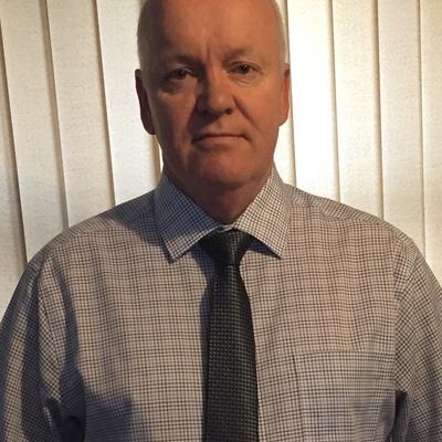 Gordon Crosbie driving instructor photo