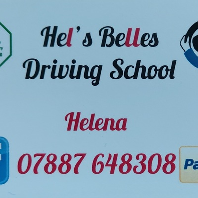 Helena Chelley driving instructor photo