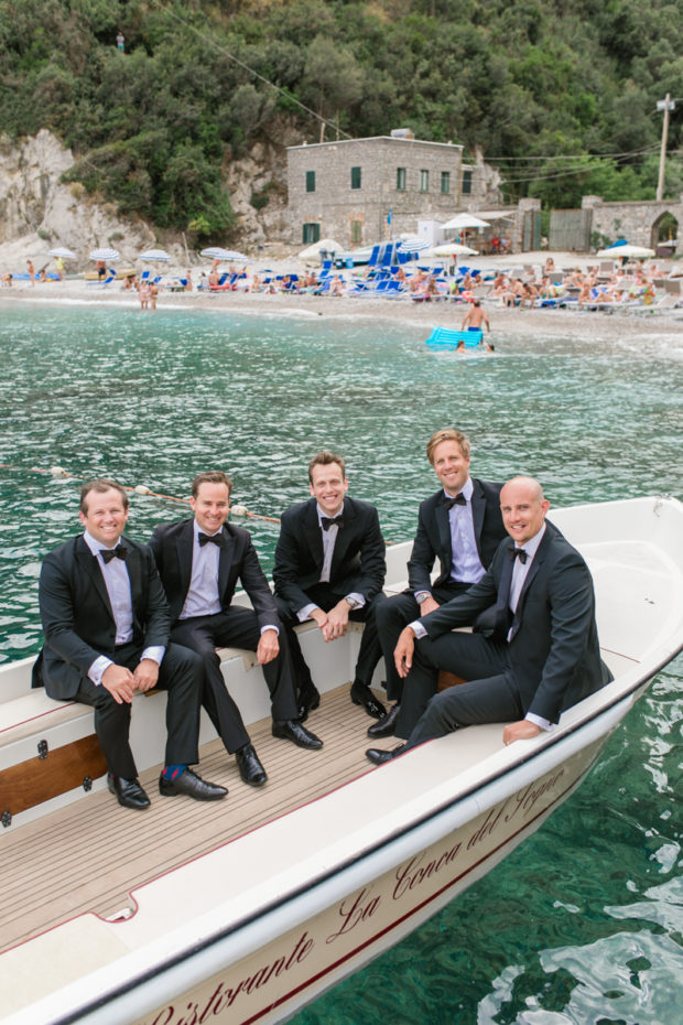 australian wedding at conca del sogno in amalfi coast