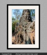 angkor thom faces