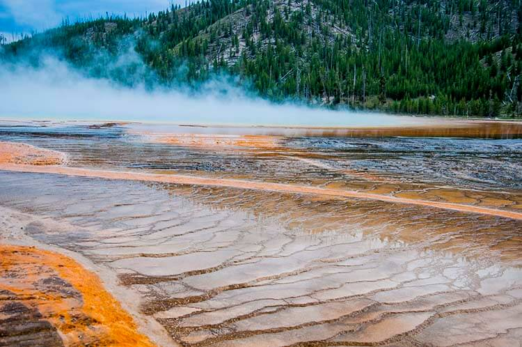 grand prismatic spring images