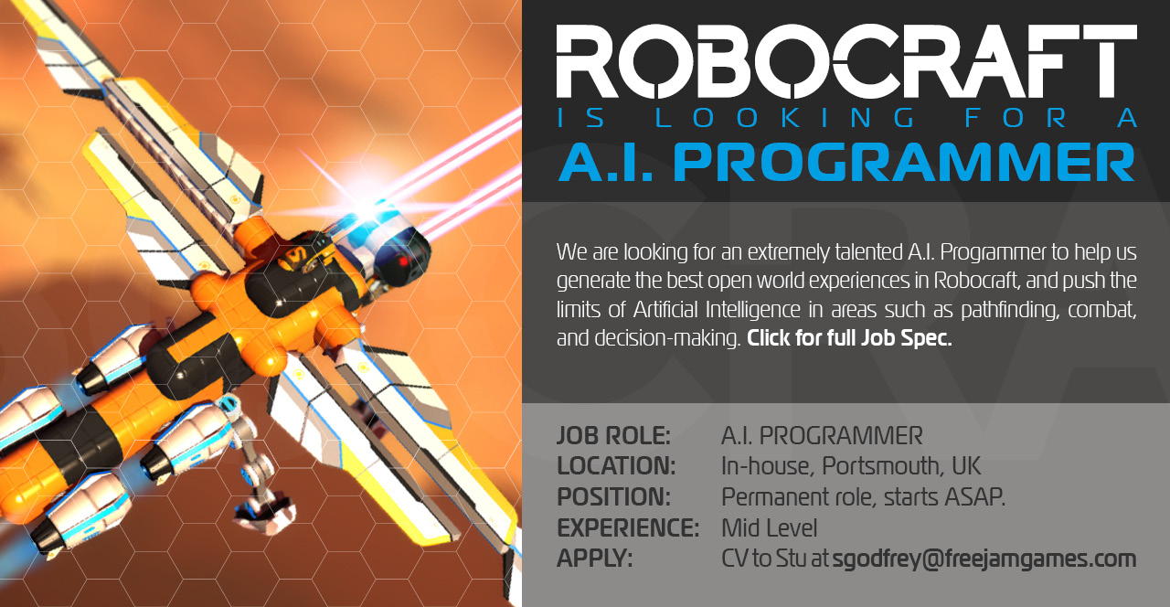 AI Programmer Job