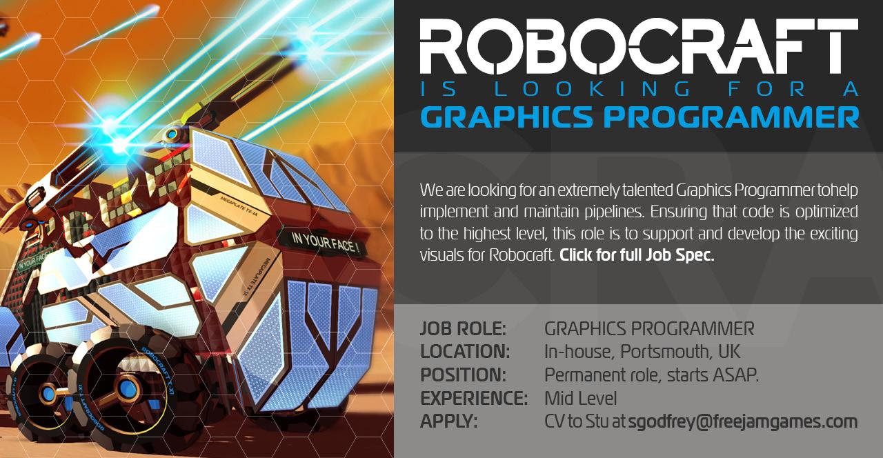 Graphics Programmer Job