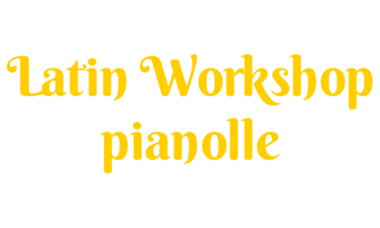 Tyylit haltuun - Latin Workshop pianolle