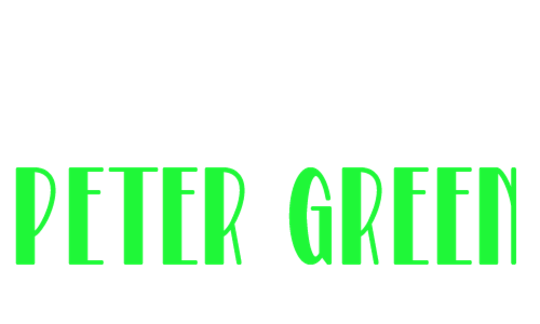 In the Style of Peter Green