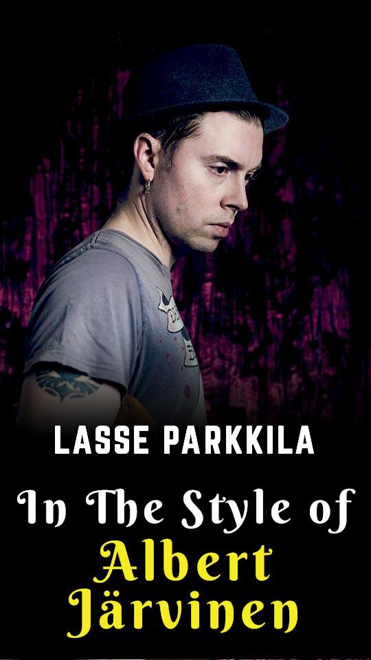 In The Style of Albert Järvinen