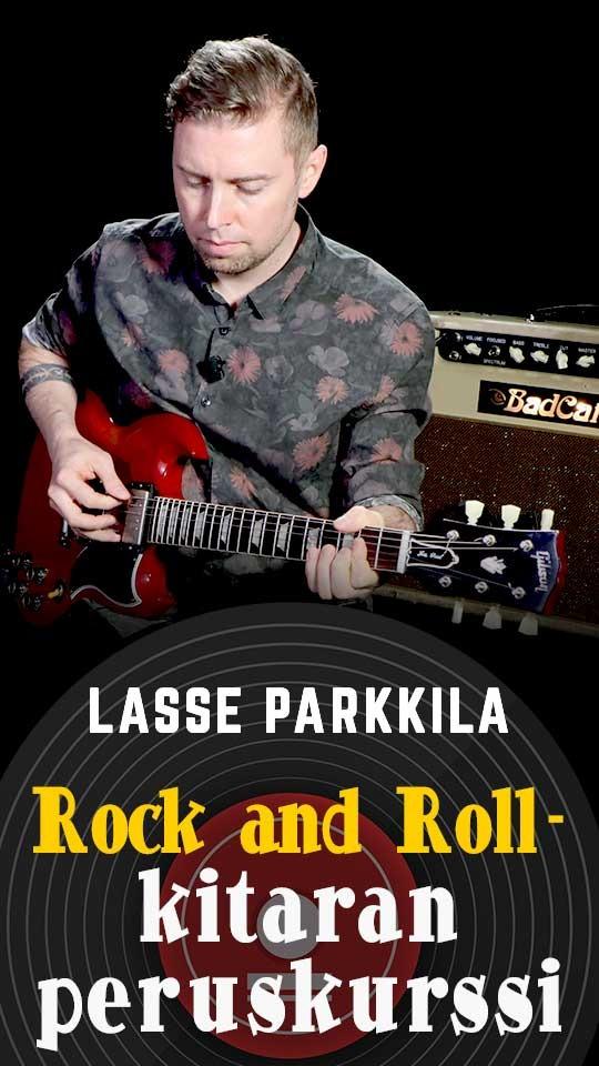 Rock and Roll -kitaran peruskurssi