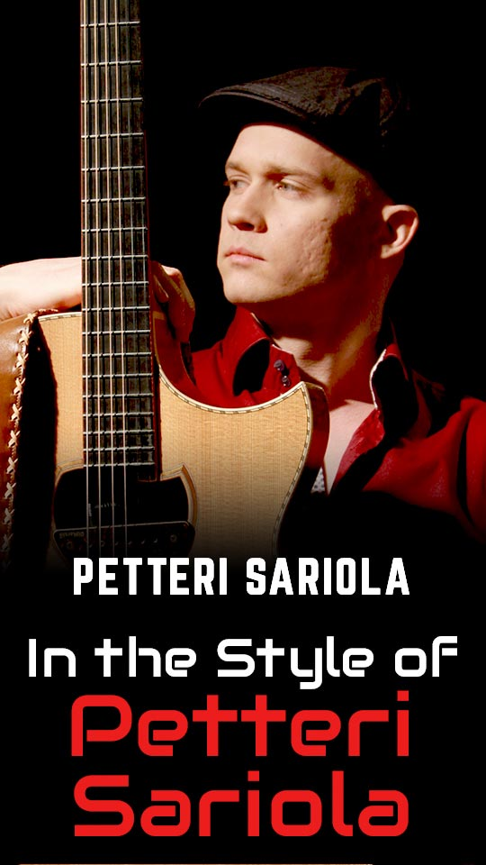 In the Style of Petteri Sariola