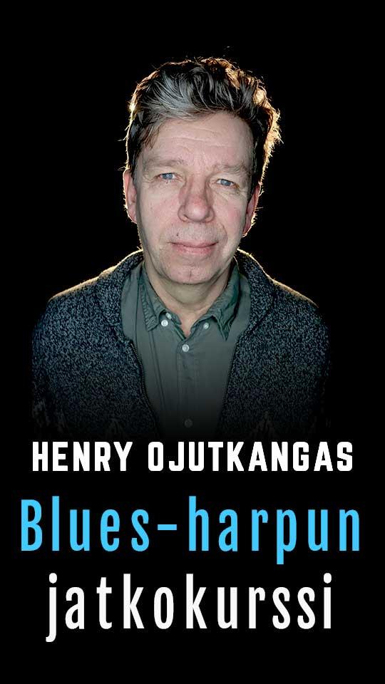 Blues-harpun jatkokurssi