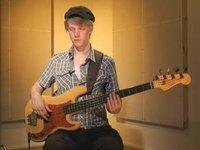 Stax, soittoesimerkki (basso)