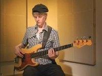 Marvin, soittoesimerkki (basso)