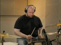 Stax-biisi, soittoesimerkki (rummut)