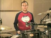 Samba 1 -biisi, opetus (rummut).