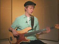 Power, soittoesimerkki (basso)