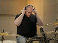 P-funk -biisi, soittoesimerkki (rummut)
