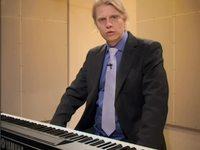 Perinteinen jazz-orkestrointi pianolle neljällä äänellä