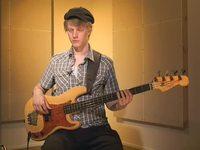 Meters, soittoesimerkki (basso)