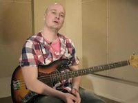 Kuudestoistaosien harjoittelua blues-kierrossa E:stä, osa 2