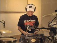 Samba 2 -biisi, soittoesimerkki (rummut)