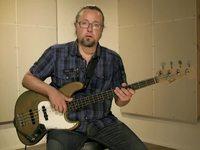 Walking bass II-V-I -sointuihin, harjoitus 1