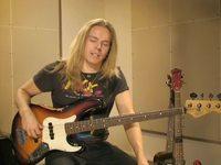 Ensimmäinen kappale bassolla, Twin Peaks