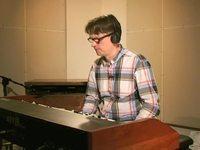Blues for Pekka (medium), soittoesimerkki (urut)