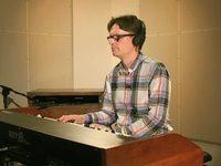 Rhythm Changes (medium), soittoesimerkki (urut)