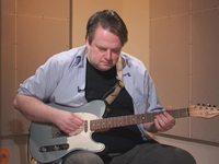 Muhevaa funk-blues-komppausta (osa 1), soittoesimerkki