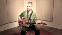 Cha cha, soittoesimerkki (kitara)