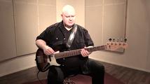Masurkka, soittoesimerkki (basso)
