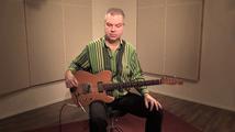 Suomalainen valssi, soittoesimerkki plektralla (kitara)