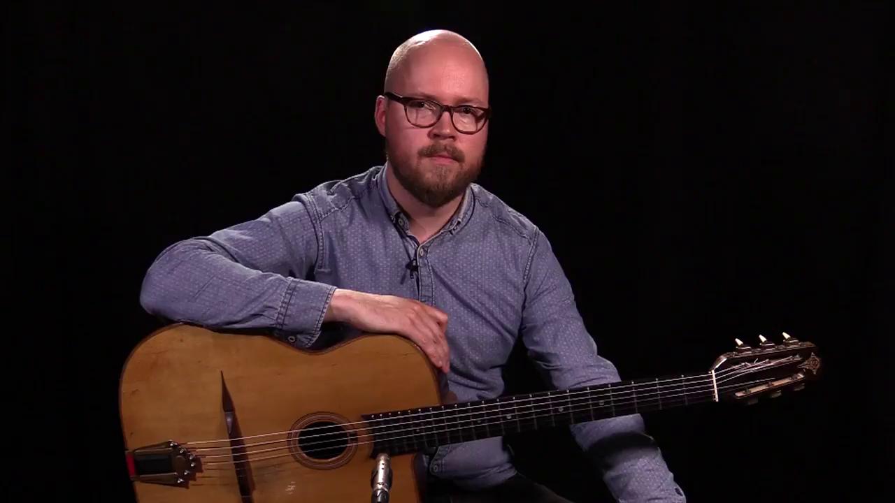 Fraseeraus gypsy jazzissa