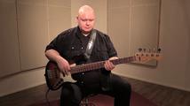 Hidas valssi, soittoesimerkki (basso)