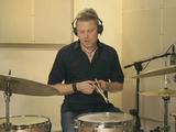 Groove Mersu (Latin Jazz), soittoesimerkki (rummut)