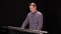 Spegling, jazz-trio-versio, osa 1